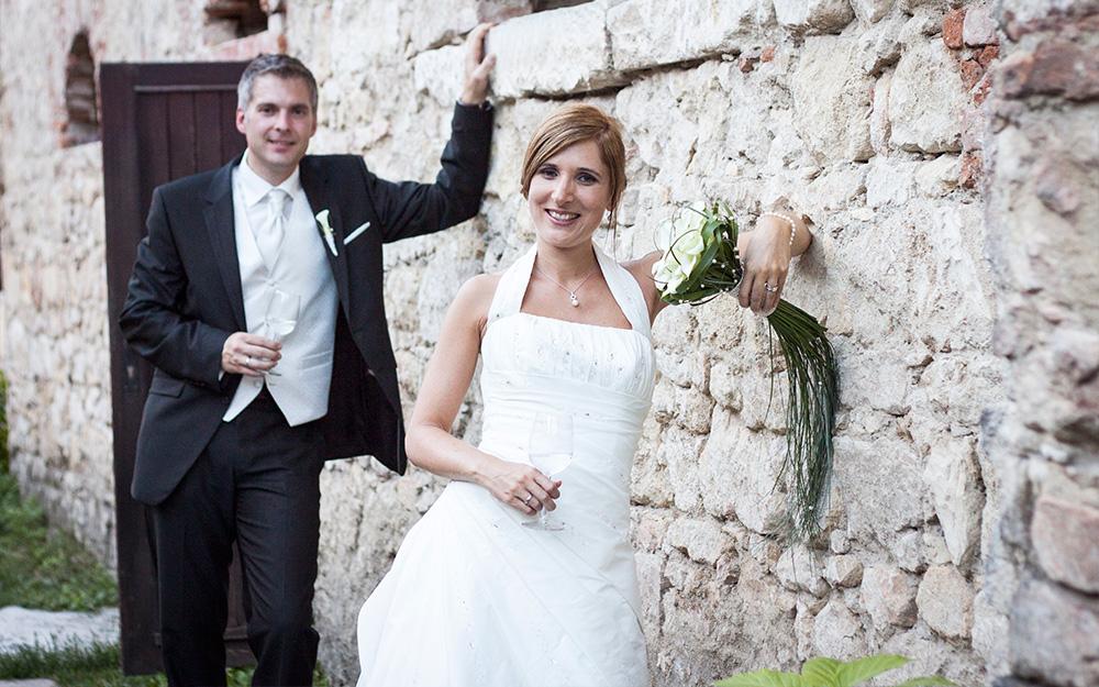 Hochzeitsfotografie - Trausdorf