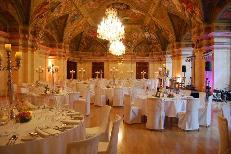 Palais - Hochzeit