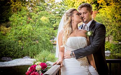 Hochzeit in Wien Setagayapark