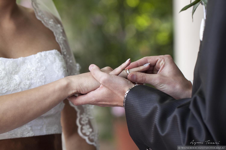 Hochzeit in Ungarn