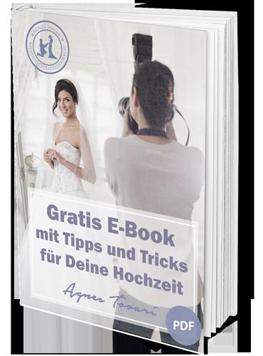 Gratis E-Book Tipps und Tricks Hochzeitsfotograf