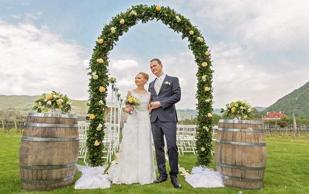 Weingut Holzapfel Hochzeit